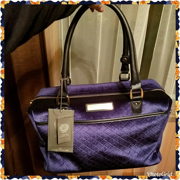 5805f7fc515d Vince Camuto Lullah Collection Weekender bag